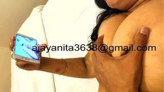 लॉकडाउन के दौरान अजय अपनी पत्नी अनीता की चूत की प्यास बुझाने की कोशिश करते हुए पार्ट 1