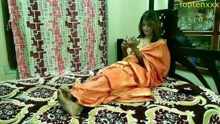 Indian hot girl friend waiting for me at sharee love to fuck her in sharee Clear Hindi audio